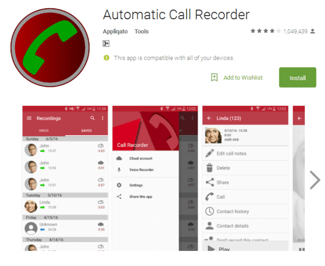 Automatic Call Recorder Alternatives And Reviews