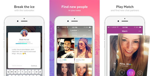 Mobile Dating and Chatting App