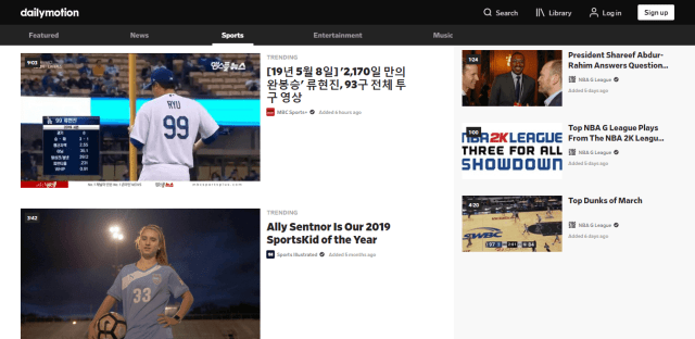 Dailymotion Review Features and Pricing