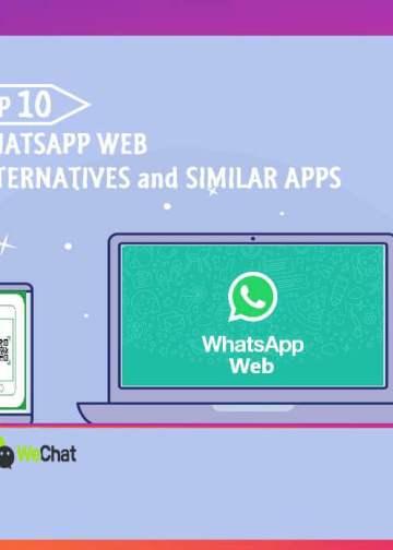 Top WhatsApp Web Alternatives