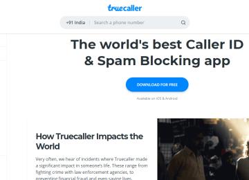Truecaller Online