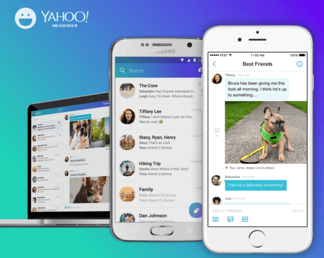 Yahoo Messenger Review | Features and Pricing