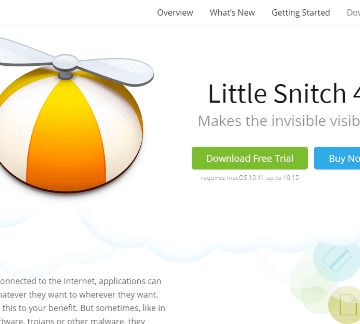 Little Snitch Network Monitor