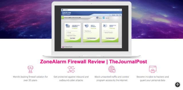 ZoneAlarm Basic Firewall Review