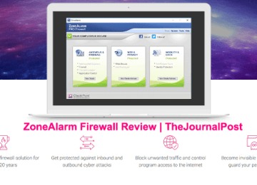 ZoneAlarm Basic Firewall Review