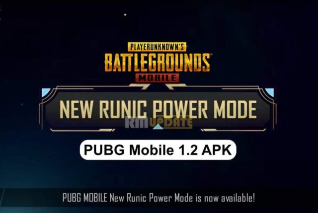 pubg mobile runic power download