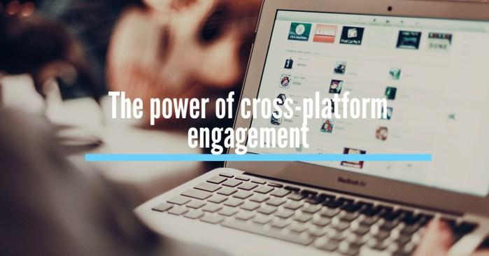 cross-platform promotion