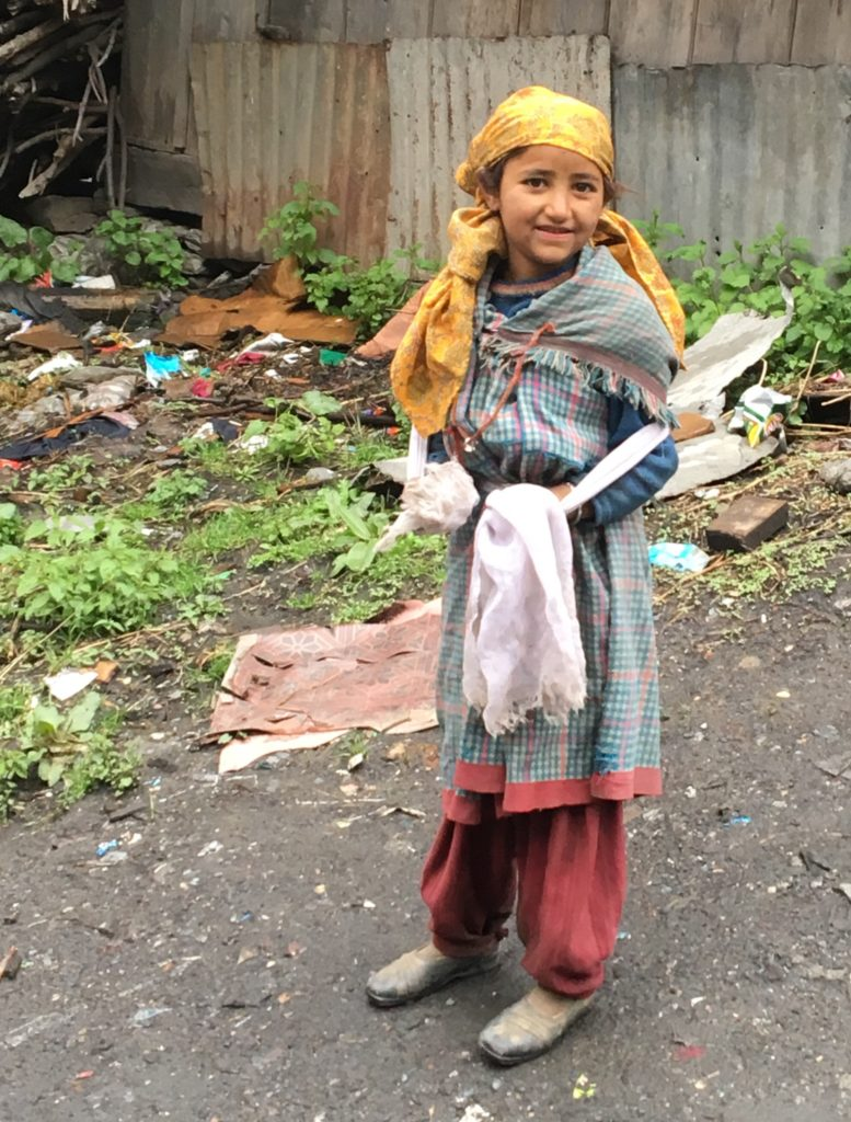 Malanese girl