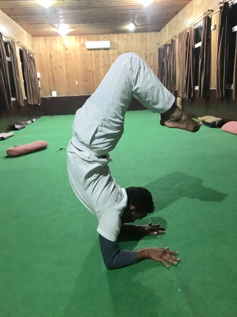 Jit, Rishikesh Yog Peeth Instructor