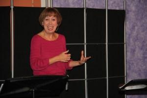 Diana Journy Presenting