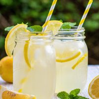 SIMPLY PERFECT LEMONADE