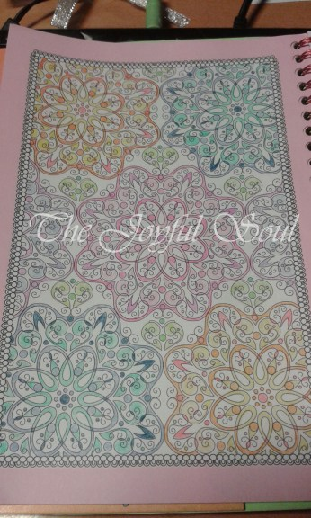 Colouring Planner Page - Week 2