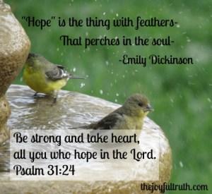 Hope For Tomorrow