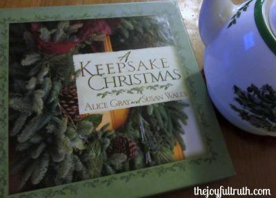 A Keepsake Christmas