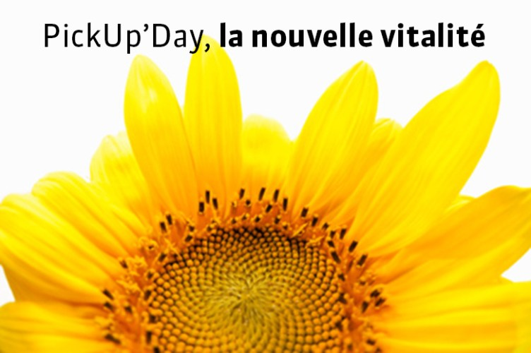 PickUp'Day, la nouvelle vitalité