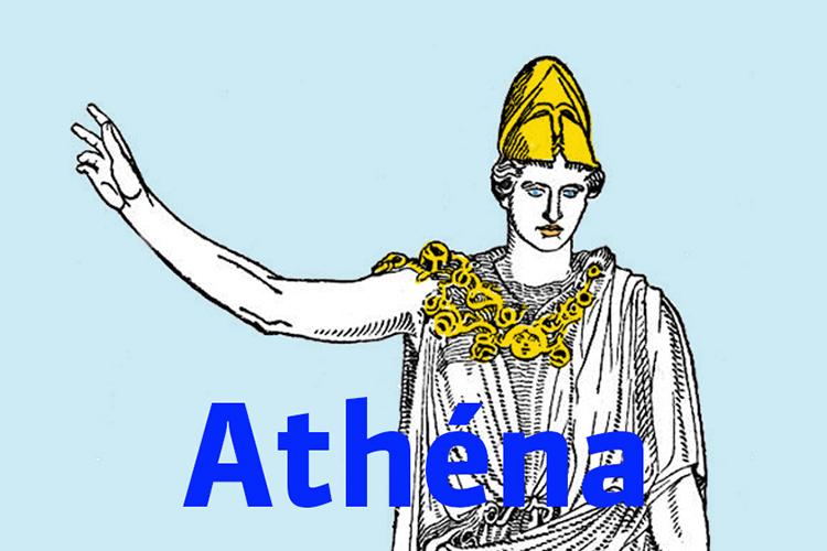 Athéna la victorieuse