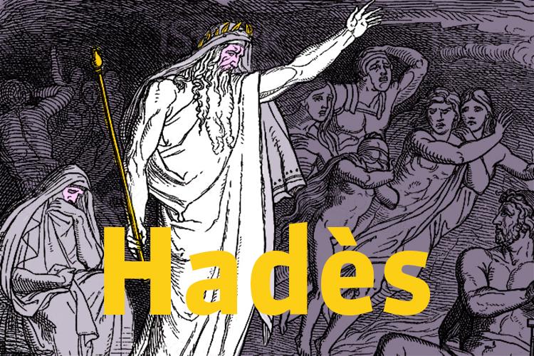 Hadès, de l'ombre et des richesses