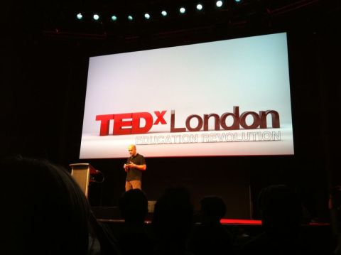 TEDxLondon: A Pledge For Education