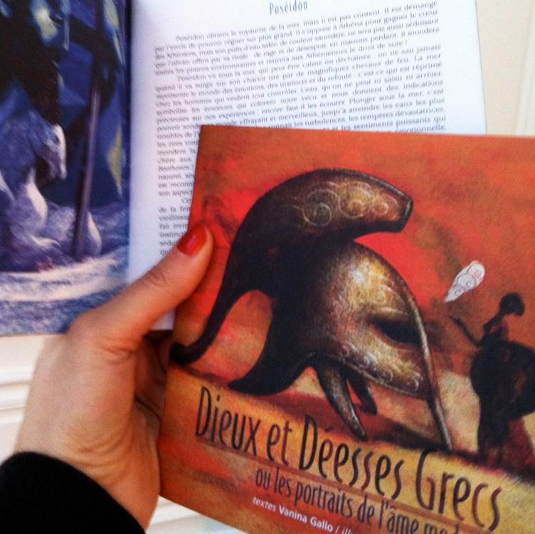 Dieux et déesses grecs ou portraits de l'âme moderne