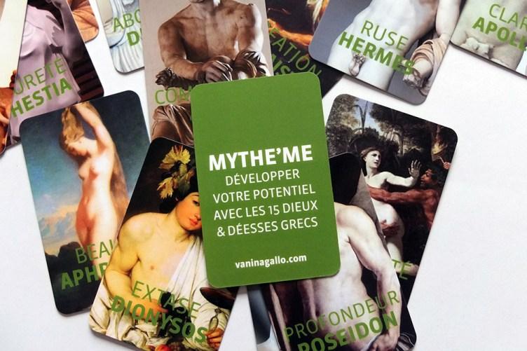 Mythe'Me, découvrez votre potentiel avec les dieux et déesse grecs