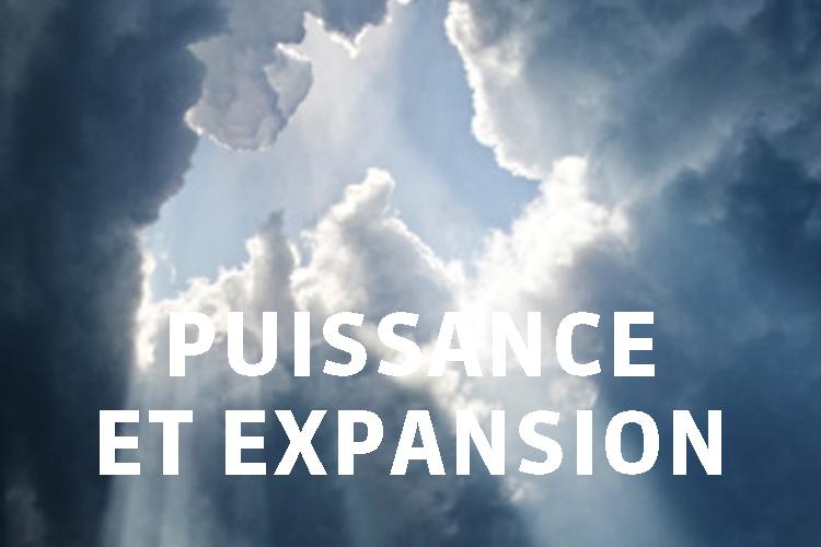 Puissance et expansion