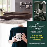 Entrepreneurs Lounge Radio Show-New Cover