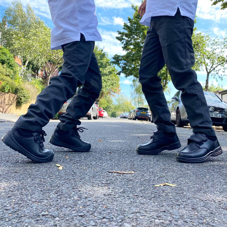 Treads – The Indestructible School Shoe