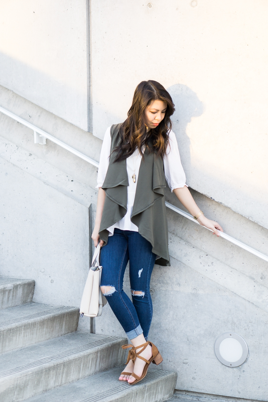 bf44c7abb1 The End of Summer - How to Transition your Summer Clothes Into Fall ...