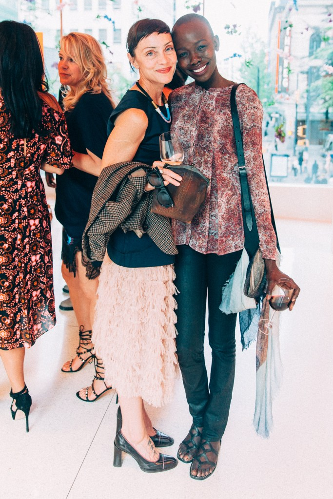Style Crush - Lorraine Kitsos