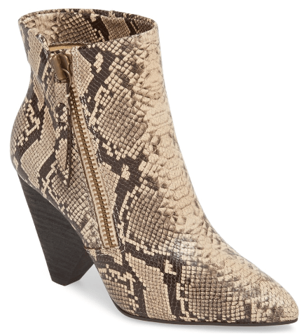 Autumn Fashions - ankle boots