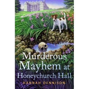 Downtown Abbey Meets Midsomer Murders – Hannah Dennison