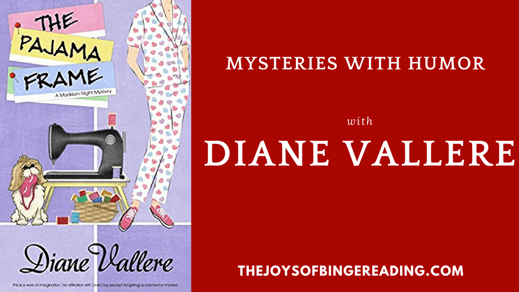 Diane Vallere  Mysteries With Humor