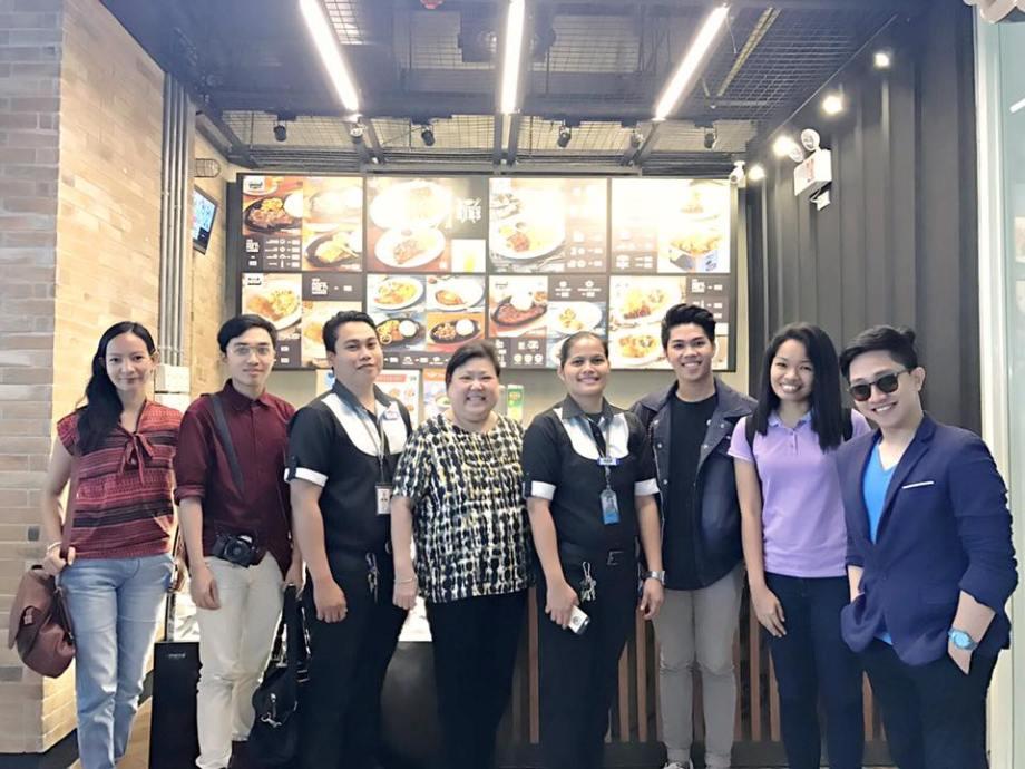 Bloggers Lunch at Ayala Malls Legazpi