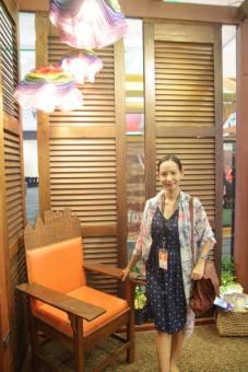 Bicol's booth