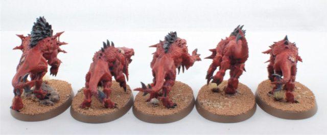 flesh hounds of khorne