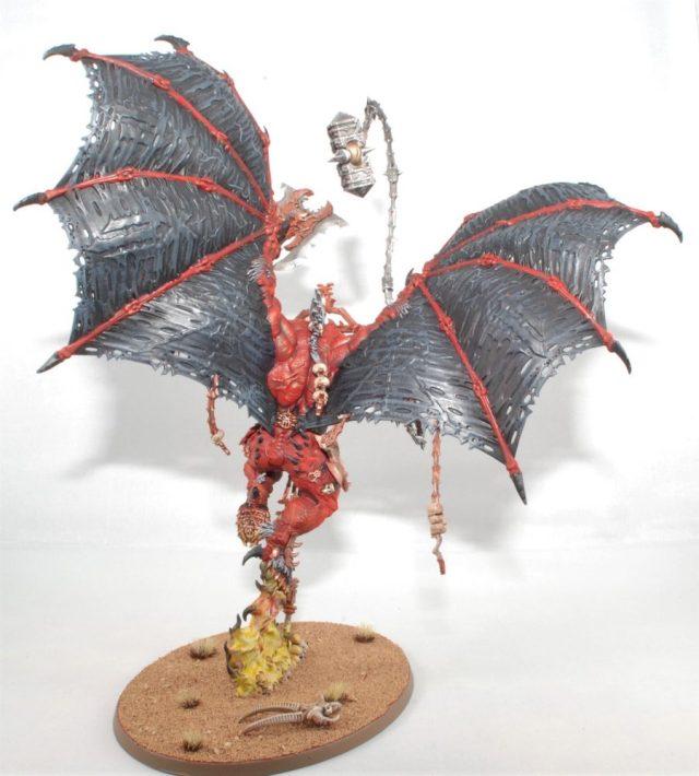 wrath of khorne bloodthirster