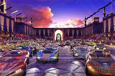 future racing