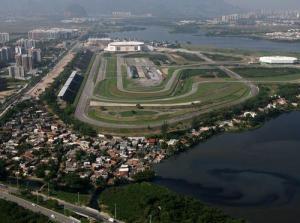 F1 CIRCUIT DE RIO JACAREPAGUA