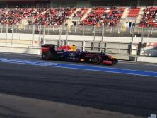 .....Vettel too - will feel like a race almost...