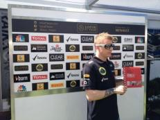Kimi gives a lecture on his latest bed time reading...