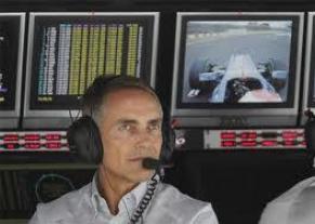 Martin Whitmarsh F1