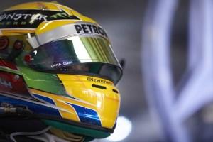 2013 China Friday Free Practice - Lewis Hamilton