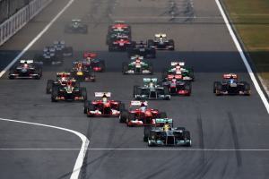 2013 Formula 1 UBS Chinese Grand Prix