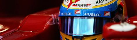 Fernando Alonso - Circuit de Catalunya