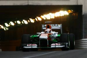 Paul Di Resta Monaco 2013 © Sahara Force India