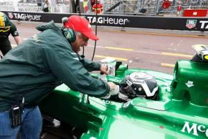 Giedo Van Der Garde © Caterham F1 Team