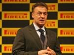 Jean Alesi - Pirelli