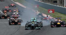 Mercedes'  German driver Nico Rosberg le