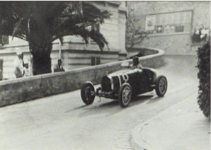 William Grover Williams in his Bugatti T-35B, 1929 Monaco Grand Prix © Bonhams 2001-2013