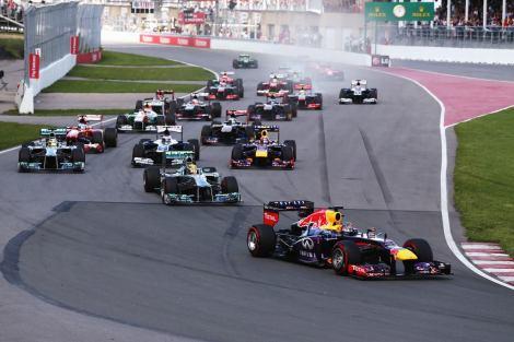Canadian GP © Im a die hard F1 Fan